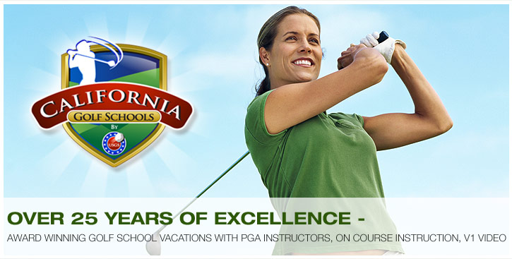 California Golf Schools